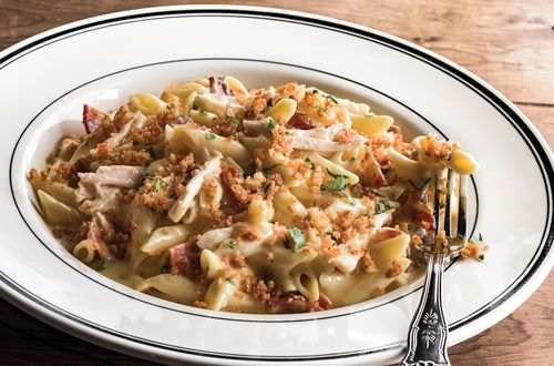 Mimi's Cafe Launches Three New Fresh-Baked Pumpkin Dishes and Four American-French Pastas for the Fall Season