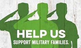 O'Charley's Teams Up With The Folded Flag Foundation to Provide Scholarships to Military Families