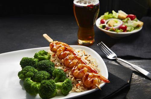 Red Lobster Unveils New Korean BBQ Grilled Shrimp