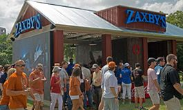 Zaxby's Launches Interactive Tailgate Experience