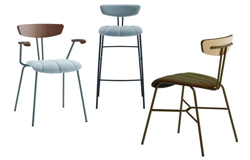 Beaufurn Introduces the Ayla Seating Collection