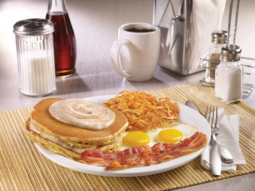 Denny's Celebrates The Season With New Festive Pancake Flavors