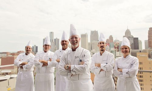 Culinary Team Invited to James Beard House