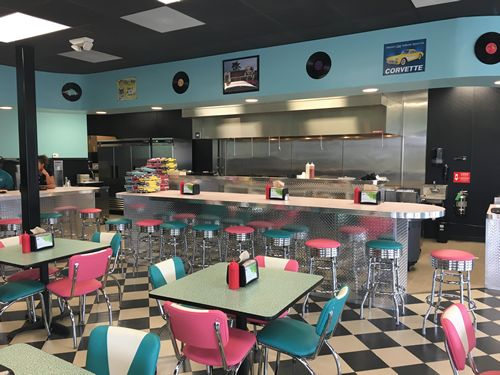 Hwy 55 Burgers, Shakes & Fries Will Celebrate Indian Land, South Carolina Official Grand Opening October 29 With a Classic Car Cruise-In and Hwy 55 Challenge Burger Eating Contest