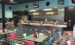 Hwy 55 Burgers, Shakes & Fries Will Open Fayetteville Restaurant on Monday, October 24th