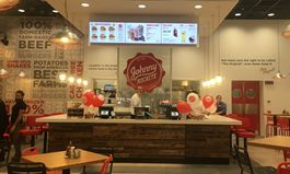 Johnny Rockets Opens First Restaurant in Italy