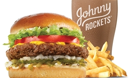 Johnny Rockets to Host Grand Opening Event at Clarksburg Premium Outlets, Clarksburg MD – Giveaways, Free Food and Entertainment for All