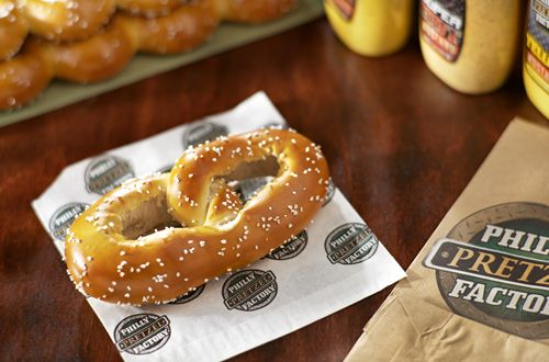 "Philly Pretzel Factory to Join the Party on ""Harry"" this Wednesday, October 5th, 2016"