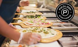 Pieology Pizzeria Opens Second Bakersfield Location