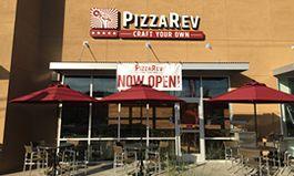 PizzaRev Opens First Northern California Location in Sacramento