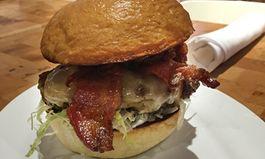 The Big Pig Burger Wins Zinburger Wine & Burger Bar's Fifth Annual Burger Contest