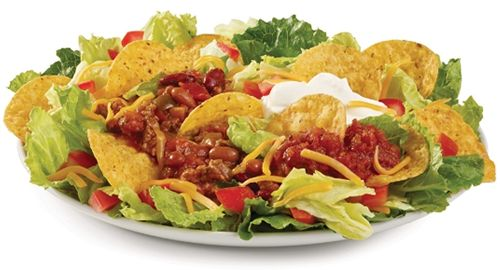 Wendy's Tacolicious Taco Salad Makes Its Long-Awaited Comeback
