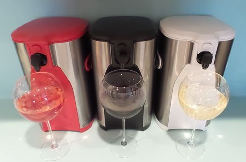 Wine Snobs Step Aside: Boxxle Wine-On-Tap is the Newest Trend Taking Over the Foodie World