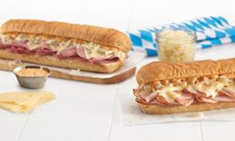 Corned Beef Reuben & Turkey Reuben Coming to SUBWAY Restaurants Menus Nationwide