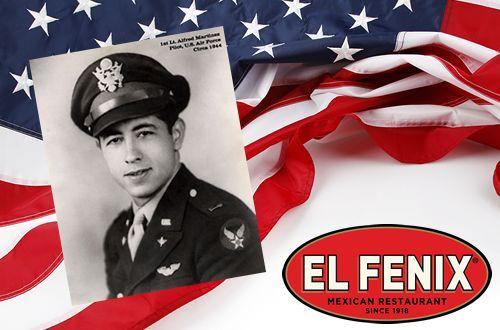 El Fenix Salutes America's Finest on Veterans Day