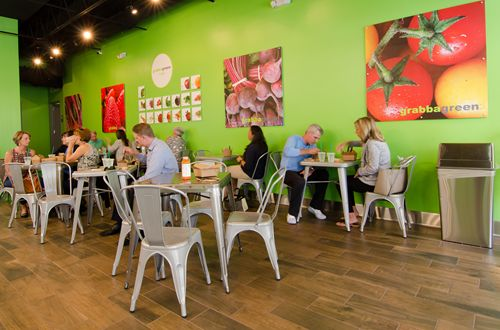 Queen City Gets Green With Healthy Fast-Food Concept, Grabbagreen