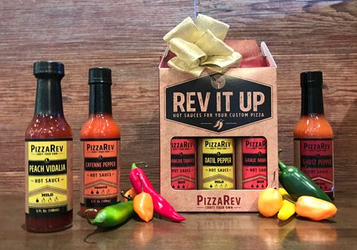 PizzaRev Lets Fans Bring Home the Heat with Hot Sauce Gift Pack ...