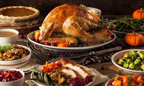 Restaurant Chains Open Thanksgiving Day 2016