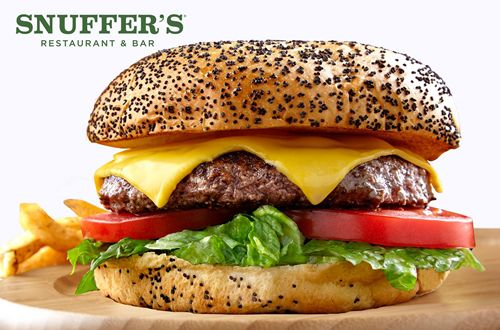 Snuffer's to Serve Free Burgers on Veterans Day