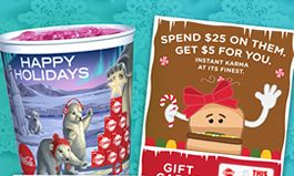Sprite With Cranberry Collectible Coca-Cola Cup and Personal-Sized Pecan Pies Available for Limited Time During Holidays at Krystal Restaurants