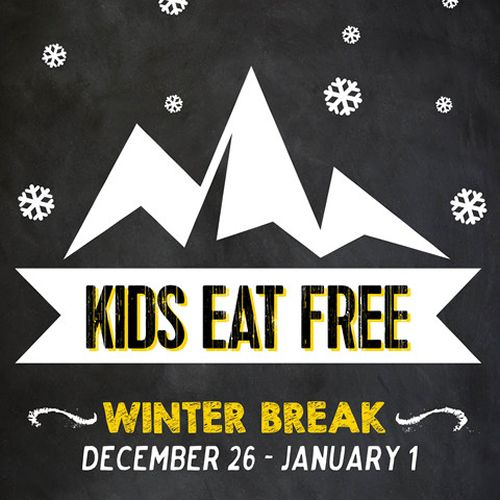 Celebrate This Winter Break at Dickey's Barbecue Pit With Kids Eat Free