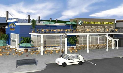 Fish Brewing Co. Announces Third Location in Tacoma, WA