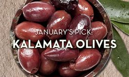 January Brings Kalamata Olives to Salata's Toppings Lineup