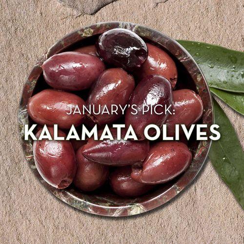 January Brings Kalamata Olives to Salata's Toppings Lineup