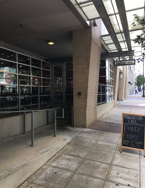 Manhattan Cafe Expands Catering in Raleigh N.C.