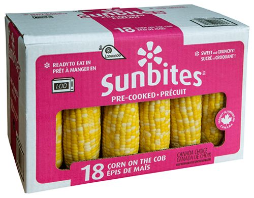 New 18-Pack Food Service Sweet Corn Now Available at Cash and Carry Markets