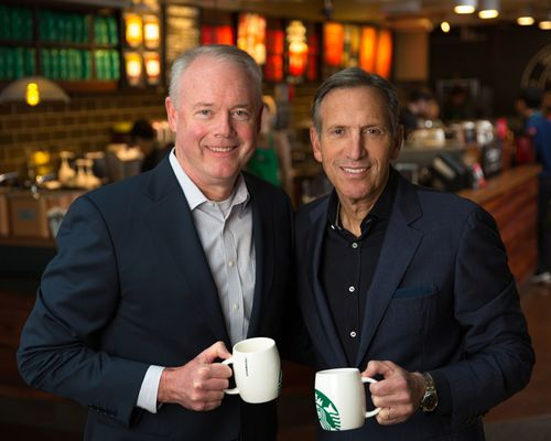 Starbucks Announces New Leadership Structure to Drive Next Wave of Global Growth