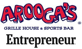 Arooga's Grille House & Sports Bar Recognized in Entrepreneur Magazine's Franchise 500 2017 Ranking
