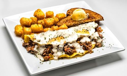 Arooga's Grille House & Sports Bar Is Set to Brunch You in the Face