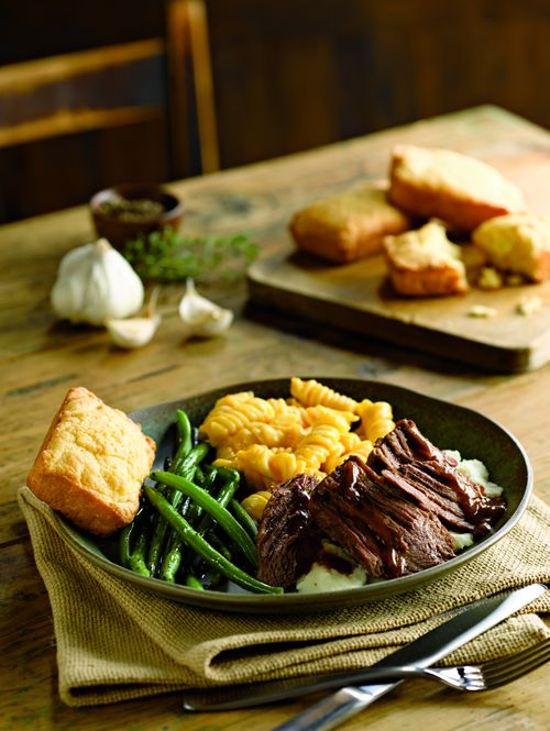 Boston Market Heats Up Winter With 2 For $20 Meal Deal And New Slow-Roasted Pot Roast