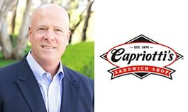 Capriotti's Taps Franchise Growth Executive David Bloom as Chief Development Officer