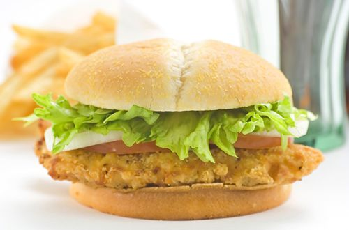 Fried Chicken Is Taking over the Fast-Food Industry