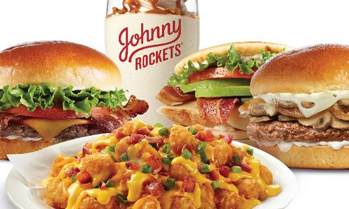 Johnny Rockets Starts off the New Year with a Fresh New Limited Time Menu