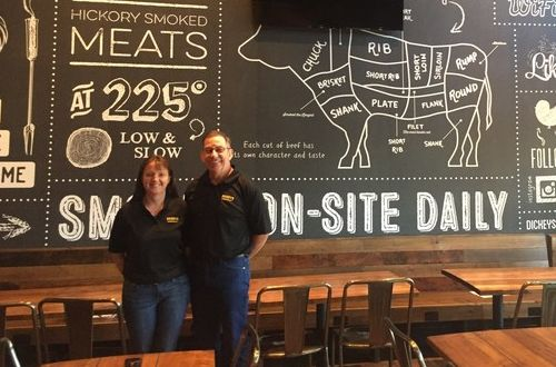 Local Entrepreneurs Open Their First Dickey's Barbecue Pit Location in Ruidoso