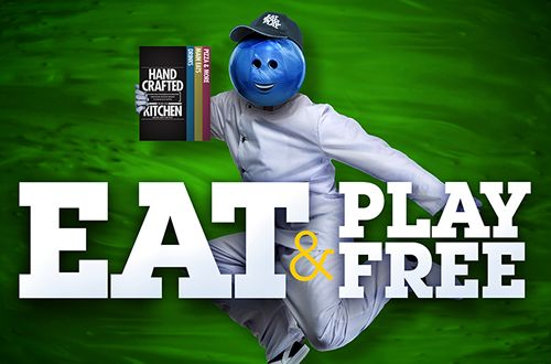Main Event Entertainment Invites Hungry, FUN-loving Guests to Eat & Play Free!