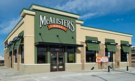 McAlister's Deli Climbs Entrepreneur's Franchise 500 List to No. 23