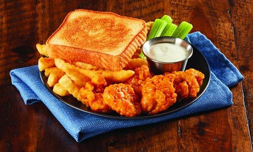 Zaxby's Highlights Boneless Wings Meal with Nine One-Of-A-Kind Sauce Options