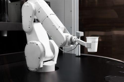 Cafe X Technologies Unveils Robotic Café