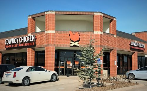 Cowboy Chicken Brings Wood-Fired Rotisserie Chicken to Oklahoma