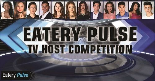 Eatery Pulse News Network Selects News Anchor Finalists, Opens up Sponsorship Opportunities