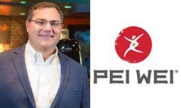 Pei Wei Names John 'J.' Hedrick New CEO