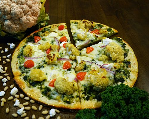 PizzaRev offers Wintertime Boost with 'Cauliflower Power' Pizza