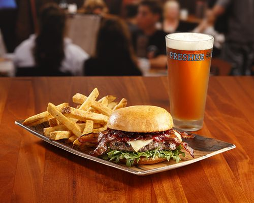 BurgerRama is On Now at the RAM and C.B. & Potts Lakewood, Washington