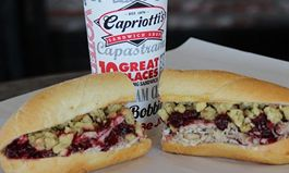 Capriotti's Sandwich Shop Opens its First Location in Indiana