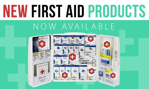 Dot It Announces Partnership with First Aid Only