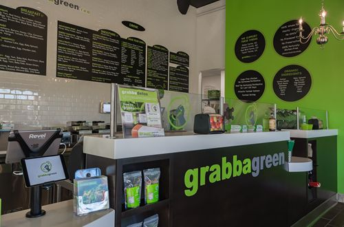Grabbagreen Opens Its First East Valley Location Today in Gilbert, Arizona